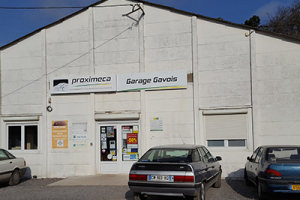 Photo du garage à GUINES : Garage et Carrosserie Gavois