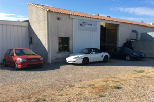 Photo du garage à COURNONSEC : Garage B and C Auto