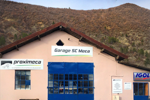 Photo du garage à CLAMENSANE : Garage SC Meca