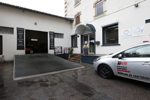Photo du garage à NANCY : TM Auto